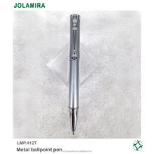 Top quality Brass Twist pen in Glossy Brush finish Gift Corporate pens with diamond decoration