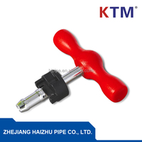 TOOL, CALIBRATOR, ROUND MAKER FOR CONNECTING PEX-AL-PEX PIPE
