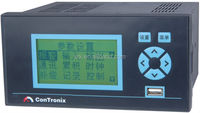 12 Channel Temperature Paperless Recorder Data Logger