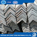 Low price steel angle price A36 Q235B SS400