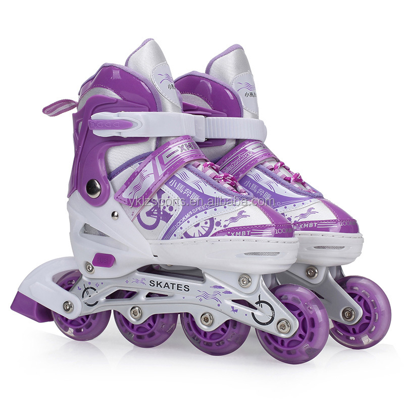wonderful latest fashion led light up kids shoes for kids with PU light wheels