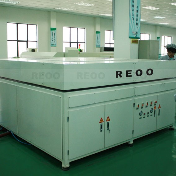 solar panel laminating machine