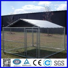 Chain link double dog kennel lowes /dog kennel buildings