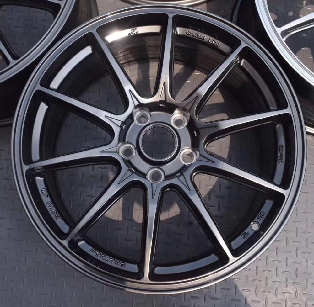 Black Car alloy <strong>wheels</strong> 17 inch forged aftermarket aluminum <strong>wheels</strong>