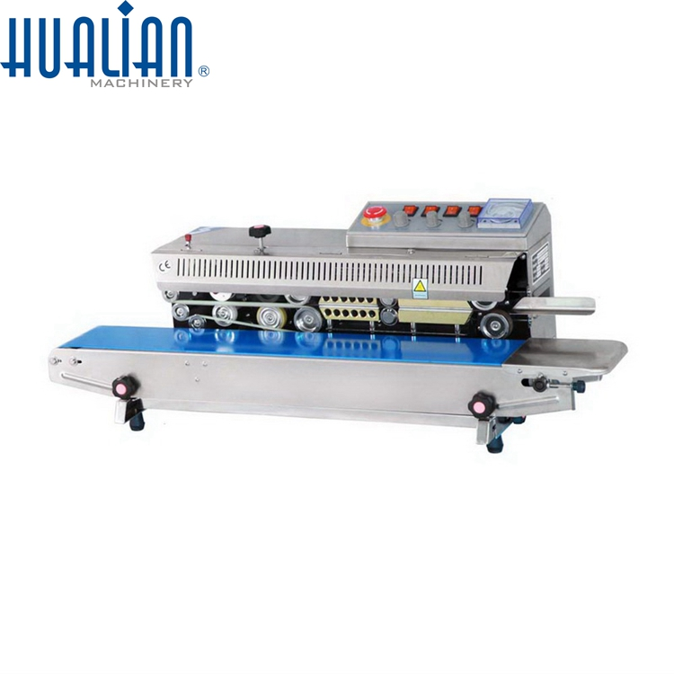 FRBM-810I HUALIAN Continuous Heat Sealer