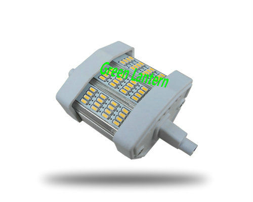 Dimmable 3014 SMD LED R7S bulb 6w 78mm