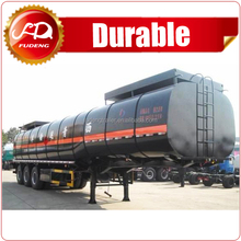 Bitumen/Asphalt Hot Box Tank Trailer with Heating Cover