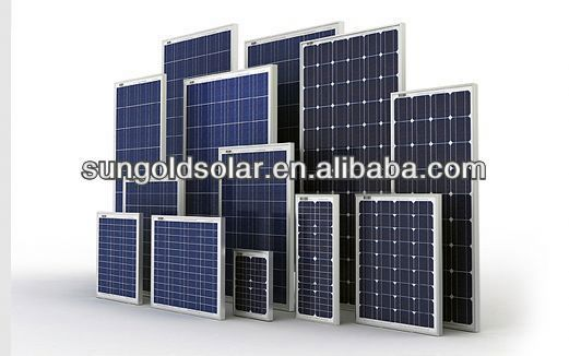 OEM ul listed solar panels --- Factory direct sale