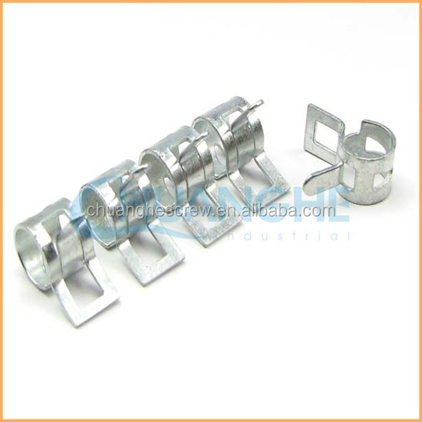 Spring type ss hose clamp