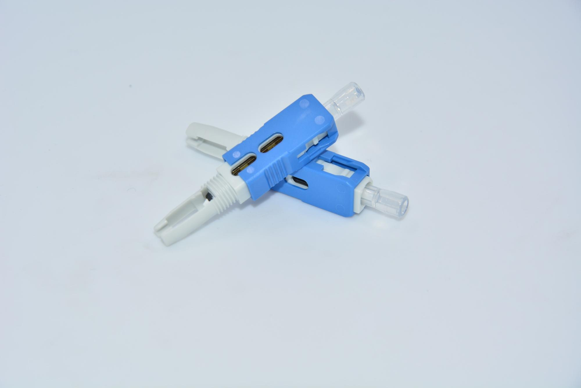 Factory supply Best Sale Top Quality Fiber End Face Melter & Connectors Field Assembly Fast Connector With Dust Cap