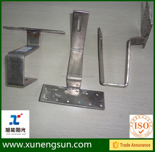 Solar Mounting System Aluminum PV Solar Panel Mounting Brackets for Metal Roof