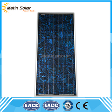 High quality 100W mini Poly black solar panels