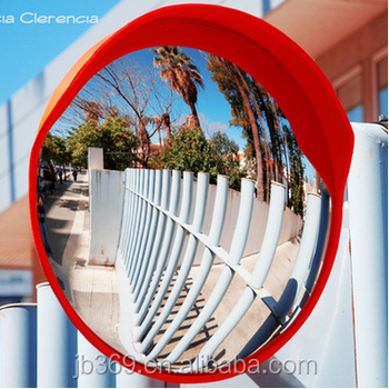 Outdoor Acrylic Traffic Mirror 30cm 45cm 60cm 80cm 100cm 120cm