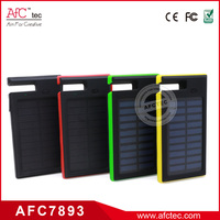 the solar battery charger 10000 mah for mobile phone