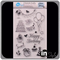 cute clear stamps rubber stamps for scrapbooking