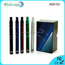 2015 most popular dry herb wax ago g5 vapor mod ago e cig
