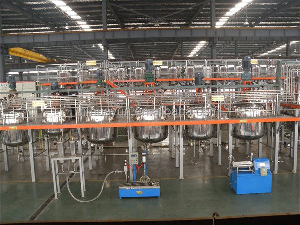 Water Based And Oil Based Wall Paint Making Machine, Exterior Paint Making  Machine