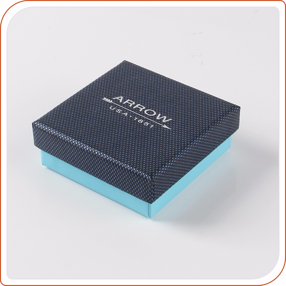 gift cheap jewellery customized packing box for bracelets