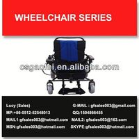 wheel chairs used for power wheelchair with lithium battery wheelchair hot sell