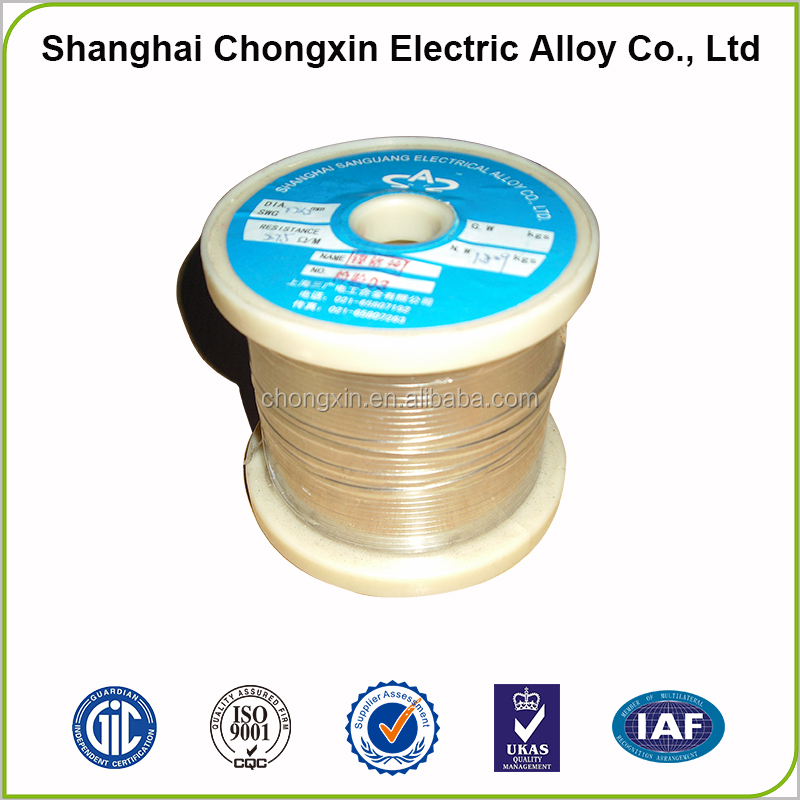 Good Anti-Oxidation constantant electronic resistance wire 0Cr19Al3