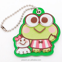 Export to Japan cartoon Acrylic keychain custom with high quality