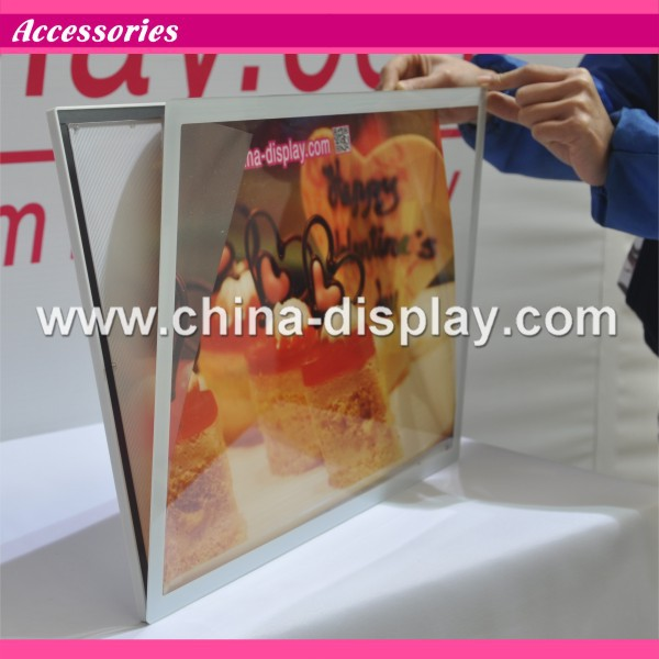 2015 New Images Led Display Light Box , Giveaway Photo Frame