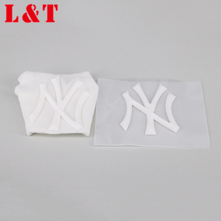 Clothing Label Silicone Heat Transfer Sticker