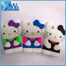 Silicone Case For Blackberry(hello kitty)