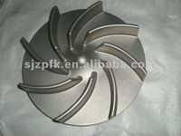 Stainless Steel Investment Casting Pump Parts