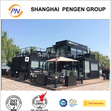 Modern Modular Shipping Container House/ Restaurant for sale