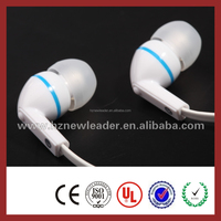 Earphone manufacturer supply double earbuds earphone