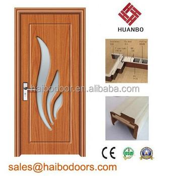 Beautiful MDF Wooden Door Design For Rooms Part 44
