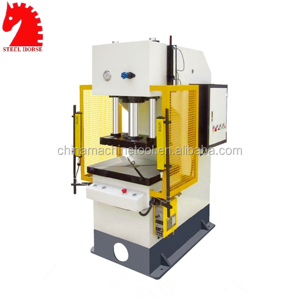 custom hydraulic and machine