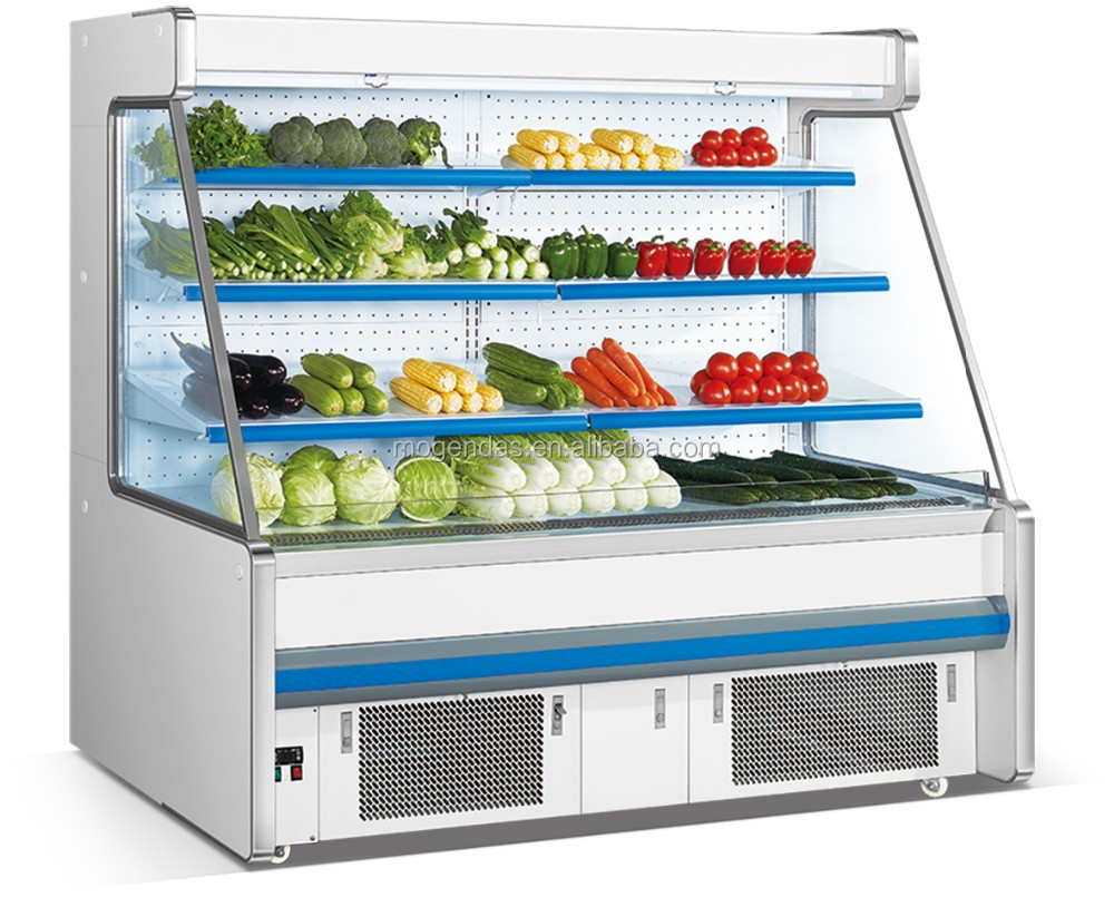Commercial showcase/open showcase/commercial refrigerator