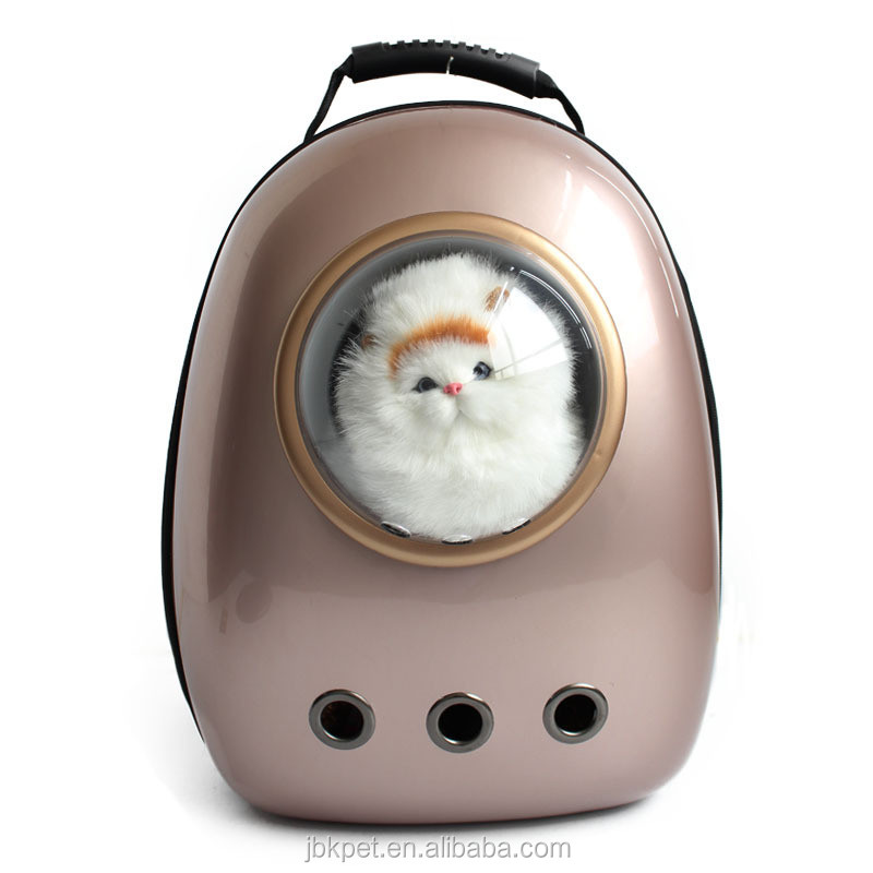 Travel convenient airline approved pet carrier waterproof capsule dogs cats carrier backpacks