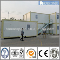 Corrugated Container House with Generator