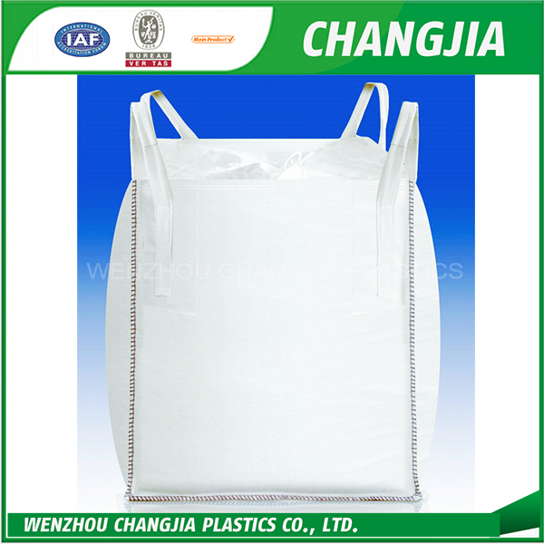 100% pp woven recycled used 1 ton jumbo bag for sand cement and chemical