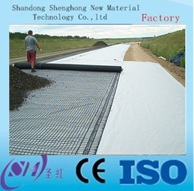 alibaba geotextile fabric roll for road construction