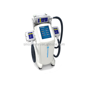 Coolplas coolsculption / cryo Cool Shape vacuum Fat cell freezing Suction slimming beauty machine for cellulite Fat loss
