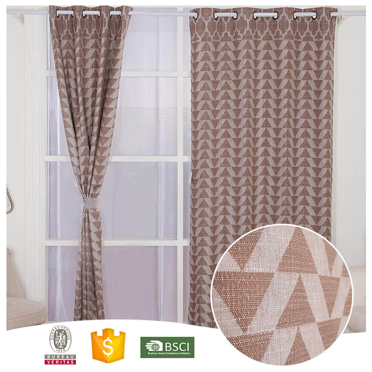 China Manufacturer 10 Years Experience Luxury room curtains