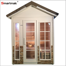 Smartmak Outdoor Sauna Steam Room