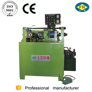 High speed Automatic thread rod thread rolling machine Screw making machine