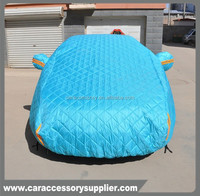 inflatable hail proof car hood good quality