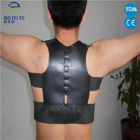 people suffer from neck pain and lower back pain upper back brace posture corrector