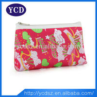 bags woman 2016 promotional girl teen cosmetic bag