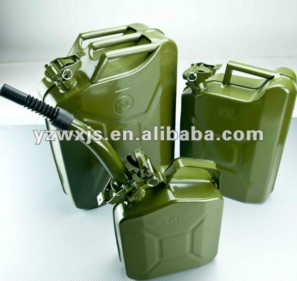 motorcycle gasoline fuel cans