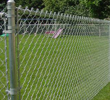 New products hot sale galvanized export America playground fence decorative 6 foot chain link fence / fencing.