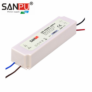 IP 67 100 watt power supply 220v ac to 12v dc transformer 5v 20 amp led power supply