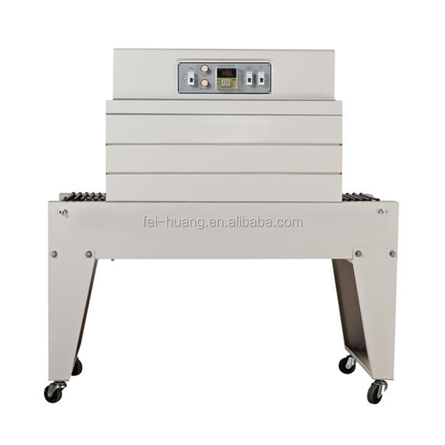 High quality with Enlarges the heat tunnel,The thermal shrinking packing machine