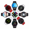 KW88 1.39 inch HD Round Screen Single SIM Card MTK6580 Quad Core 3G Wifi Android Smart Watch